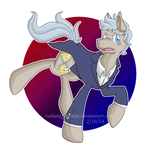 12th Doctor Whooves