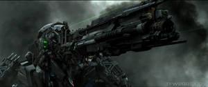 Transformers 4 Lockdown Animation