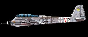 Me.410B-2/U4 by thesunwillnevershine