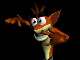 Crash Twinsanity Models - CRASH