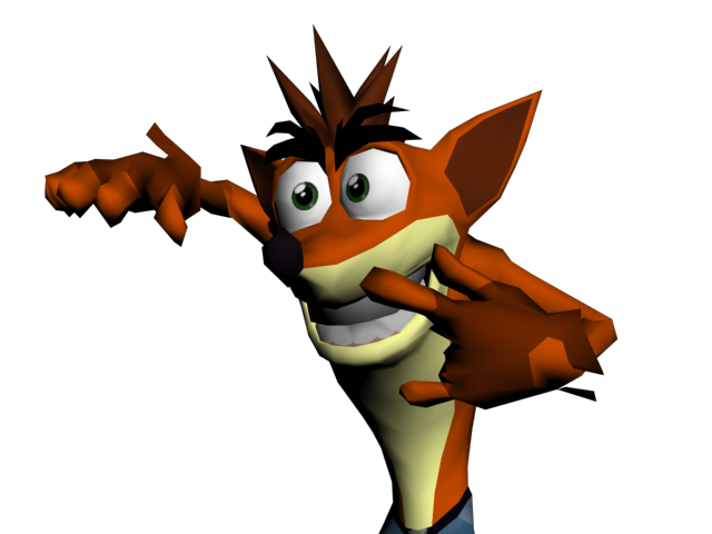 Crash Twinsanity Models - CRASH by AwesomeCAS