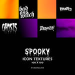 halloween icon pack by argetnallison