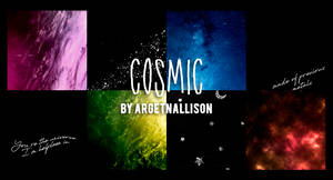 cosmic by argetnallison