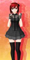 MMD Kurumi Download -new-