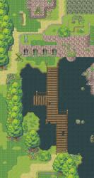 Route 32 - Pokemon remix [RPG Maker XP] by Dahakinou