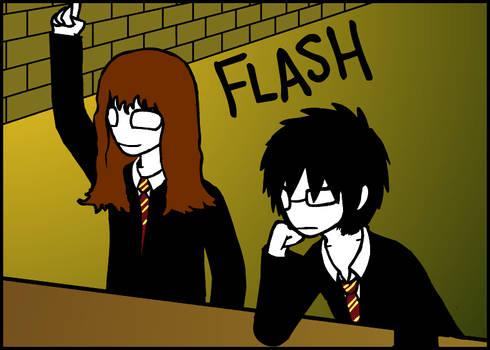 Snape's Challenge.