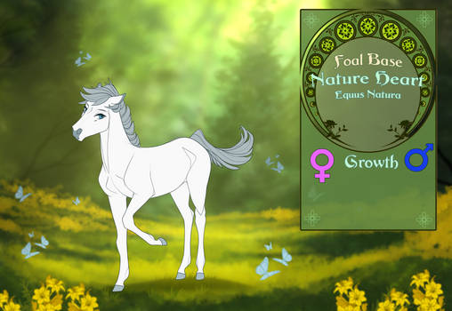 Complete Foal Base for NH / PH / SH
