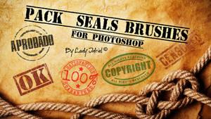 MEGA Pack Seals Brushes