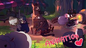 too late to negotiate|animation|original neytirix