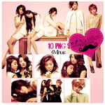Pack PNG 4Minute