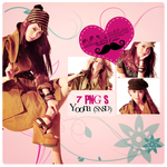 Pack PNG Yoona (SNSD)