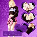 Pack PNG HyunA (4Minute)