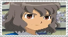 Request: Shindou Takuto Stamp by PierceTheWolfox