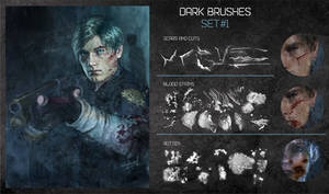 Dark PH brush set 1
