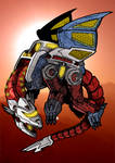 Transformers - StarGryph (Skylynx)