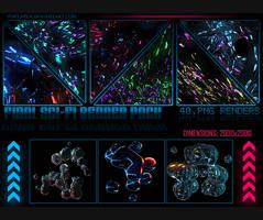Final SciFi Render Pack By TonyApex (40 RENDERS!) by TonyApex