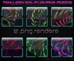 Sci-Fi Renders: Lighting Pack