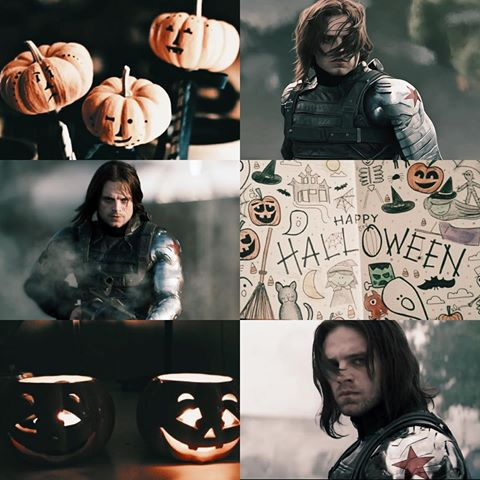 Scared and be scared (Bucky x Reader) by SnakesGoethe on DeviantArt