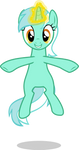 [VECTOR + SVG] Floating Lyra
