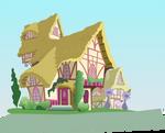 [VECTOR][SVG] Slightly overused house