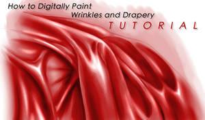 Digital Painting  Wrinkles and Drapery Tutorial