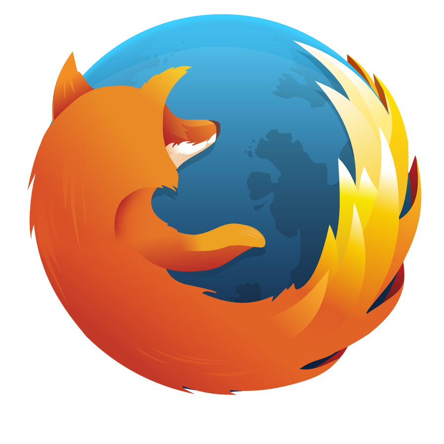 how to change firefox icon