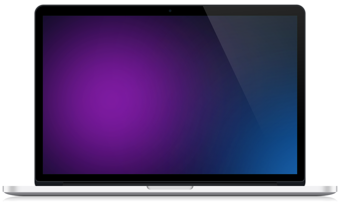 MacBook Pro (retina display) by TheGoldenBox on DeviantArt