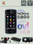 Nokia 5800 Icons