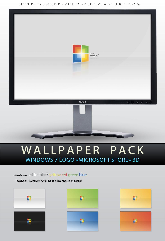 Windows 7 Logo '3D'