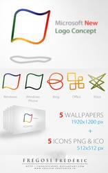 Microsoft New Logo Concept