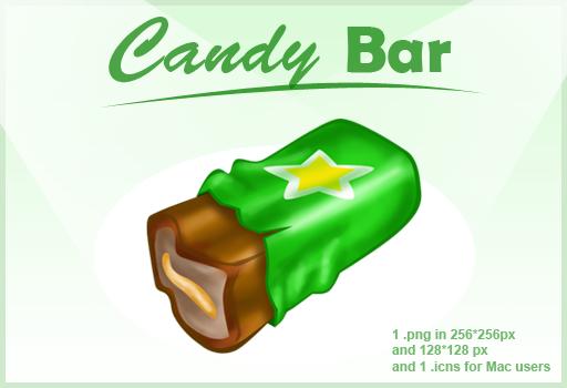 CandyBar ICON by zero-mega