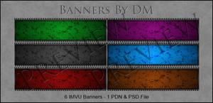 Free IMVU Banner Pack 1