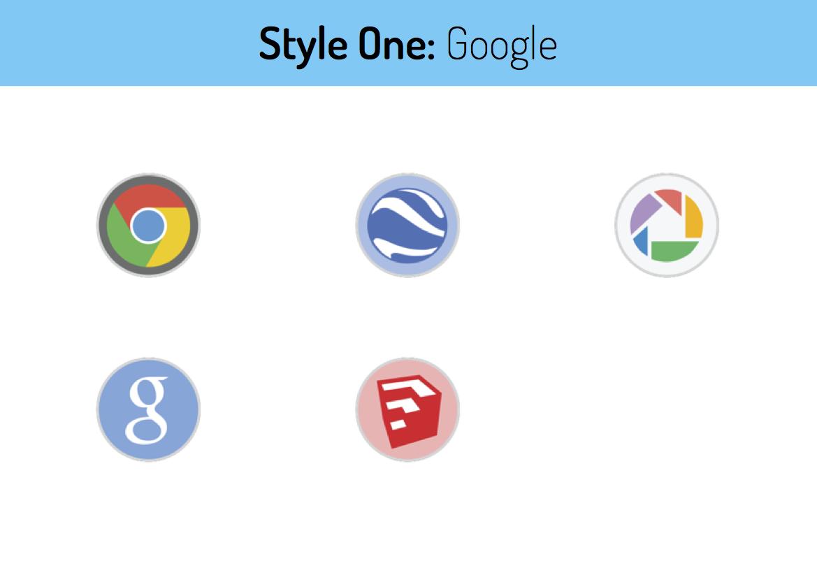 Style One Google by hamzasaleem