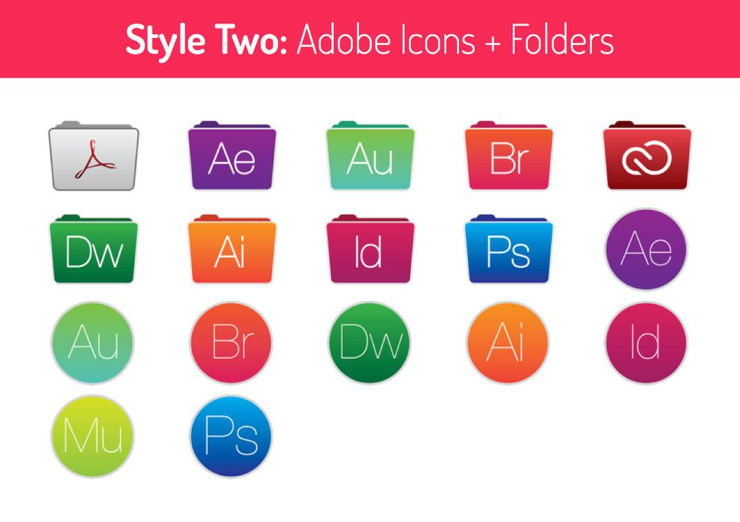 Style Two Adobe by hamzasaleem
