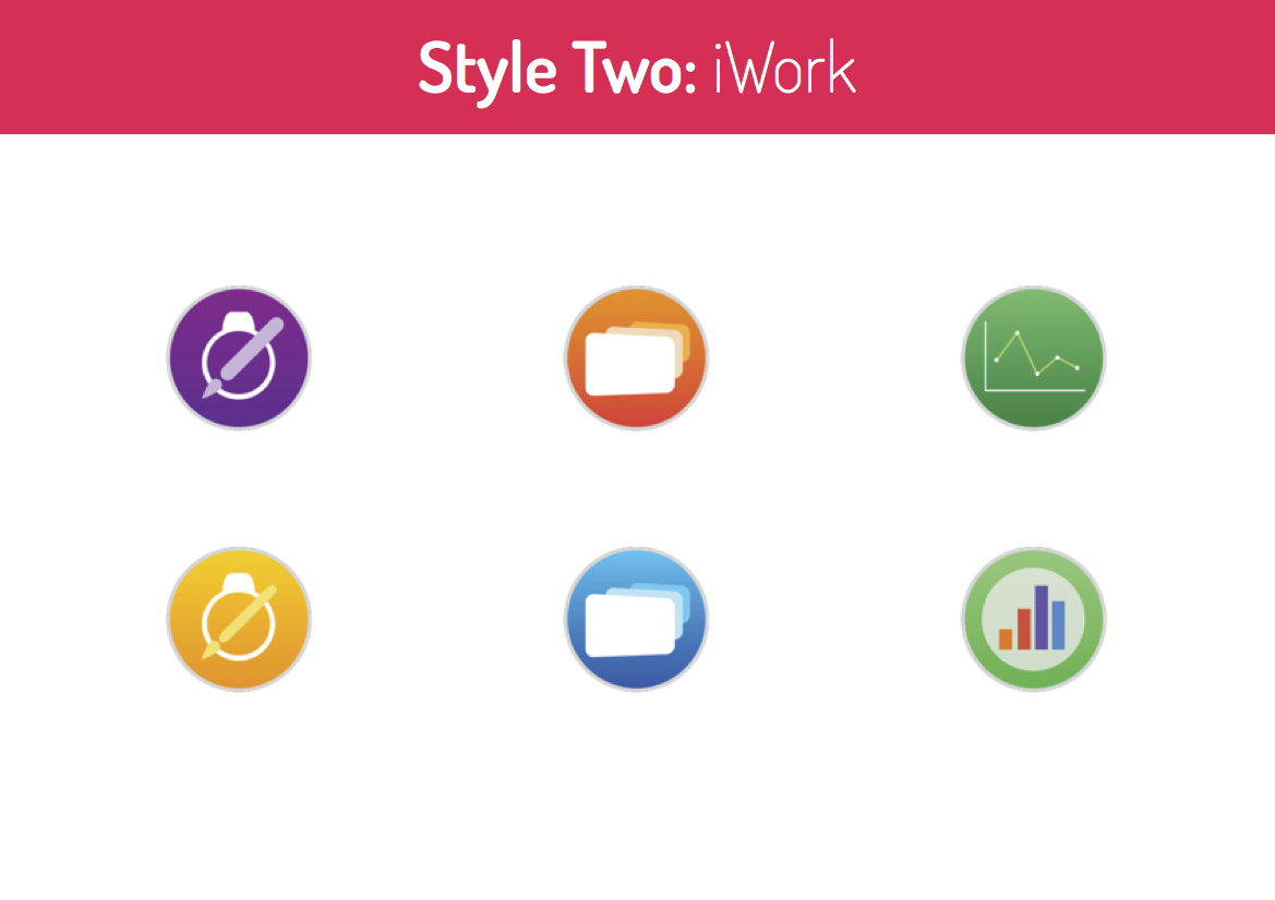 Style Two iWork by hamzasaleem