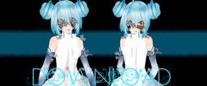 ::Tda Blind Flower!Miku Download::