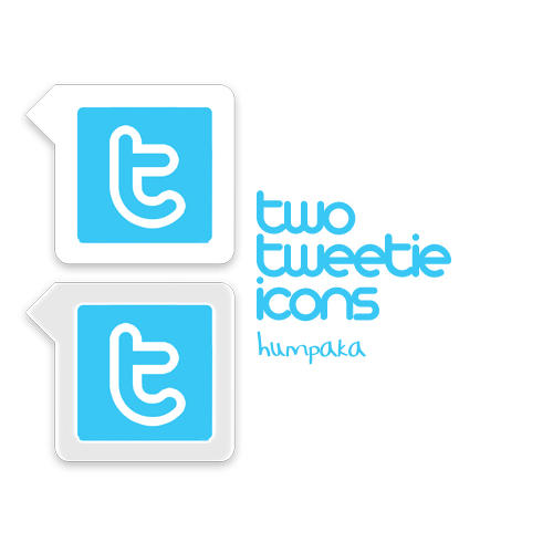 two tweetie icons by oalouba