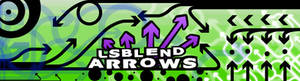 LsBlend's Arrows Brush Set