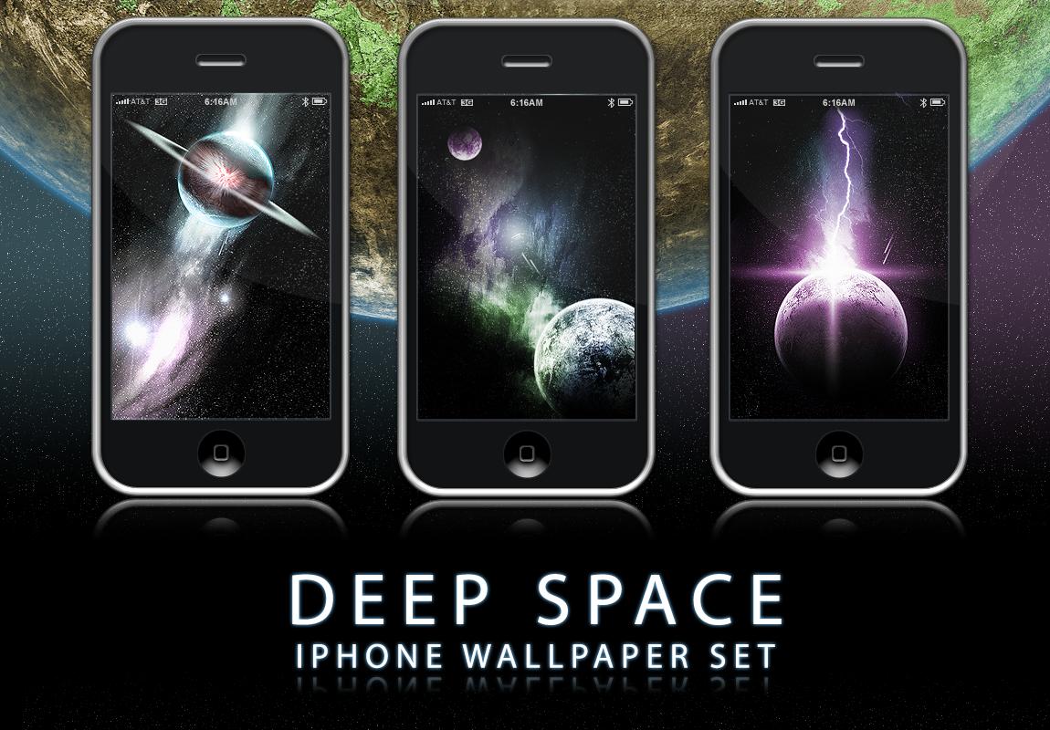 Deep Space iPhone wallpapers