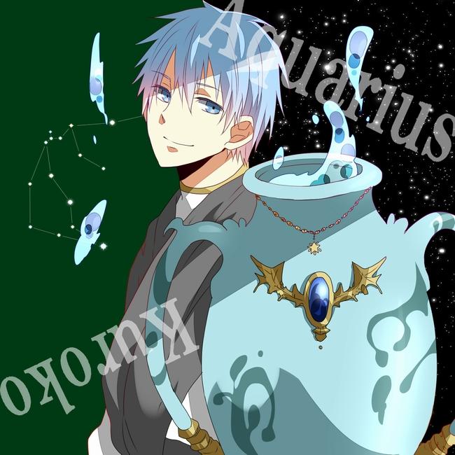 Anime Girl Zodiac Signs: Kuroko X Reader- Aquarius {Horoscope Sign Series} By