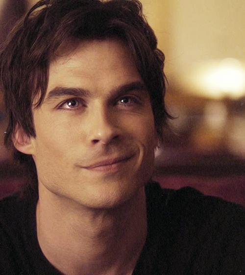 Damon Salvatore Vampire