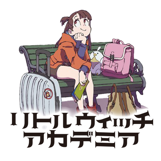 Little Witch Academia Anime icon by renazs