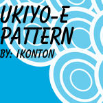UKiYO-E Patterns by iKon-ton