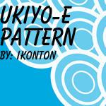 UKiYO-E Patterns by iKon-ton