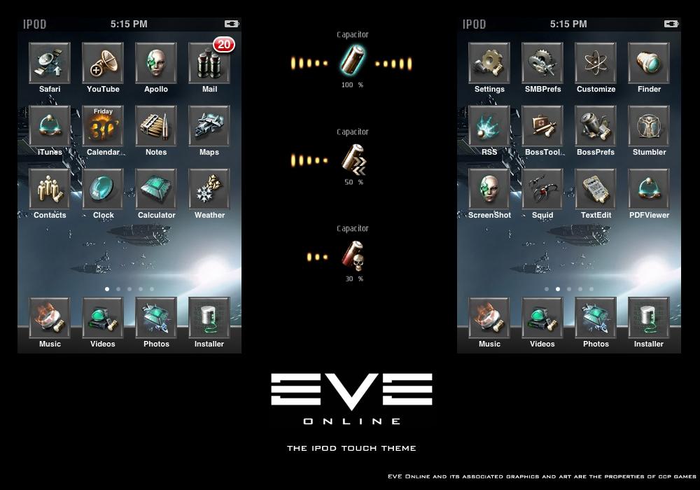 Eve online ipad