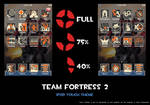 Team Fortress ipod touch theme