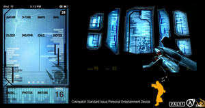 HL2 Combine iPod touch theme