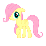 Filly Fluttershy [Animated Gif]