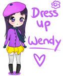 ::Dress Up Wendy- Flash Game:: by XxStrawberryQueenxX