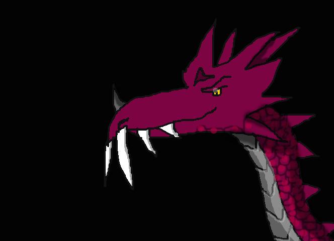 Atwodus the Archdemon (Dragon age) by Dragonrage19